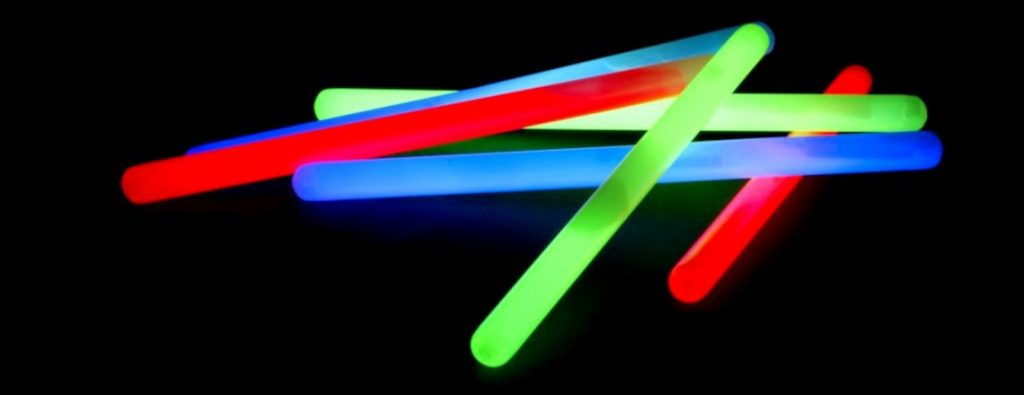breekstaafjes glowsticks breaklights