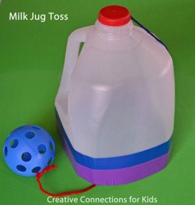 melkfles vang