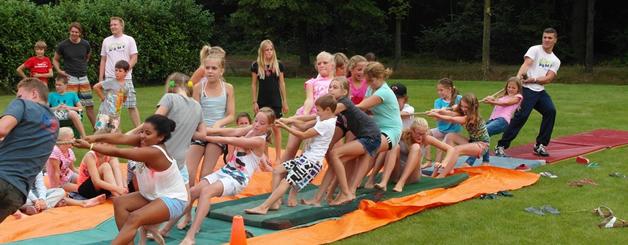 Beste Zeskamp spellen - Kampidee.nl RO-52