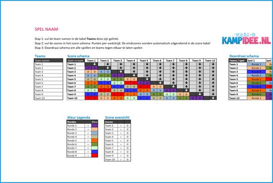 kampidee-Doordraaischema-met-10teams-9spellen-in-9rondes-1
